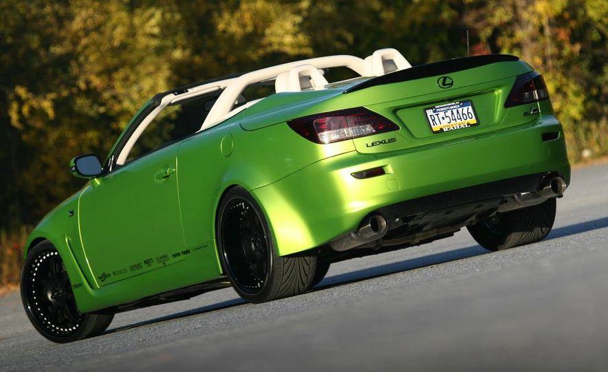 2010 Lexus IS350C by Fox Marketing - Slide 9
