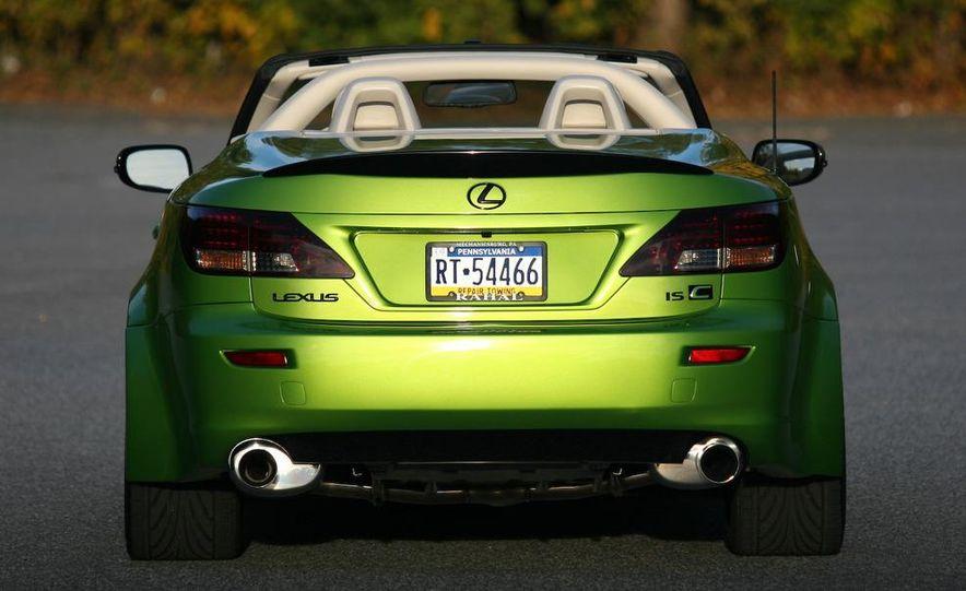 2010 Lexus IS350C by Fox Marketing - Slide 10