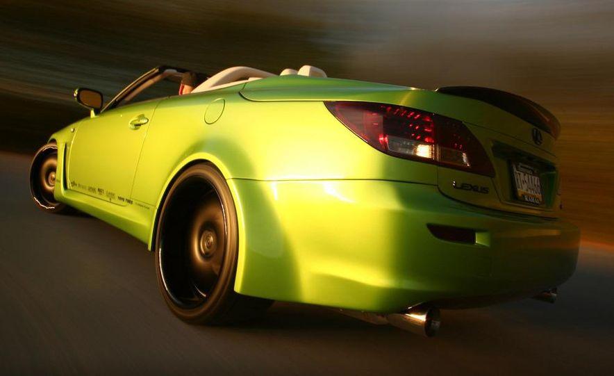 2010 Lexus IS350C by Fox Marketing - Slide 11