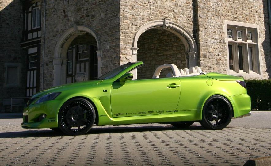 2010 Lexus IS350C by Fox Marketing - Slide 12
