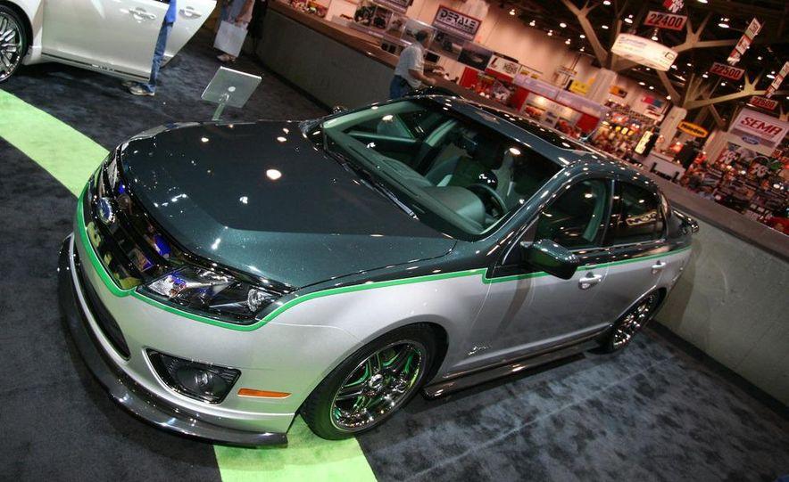 2010 Ford Fusion Hybrid by M&J Enterprises - Slide 1