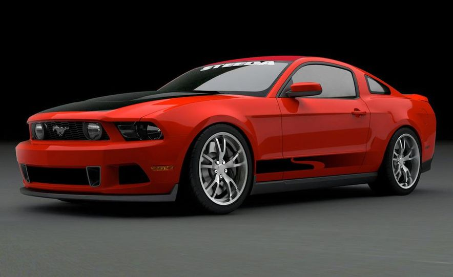2010 Steeda Q350 Ford Mustang - Slide 10