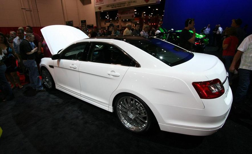 2010 Ford Taurus by Tommy Z Design - Slide 1