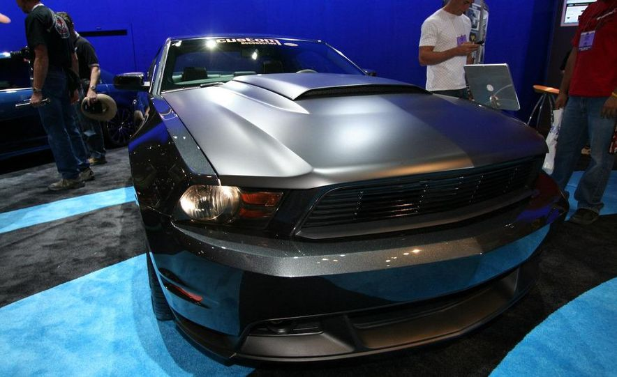 2010 Ford Mustang by Ford Vehicle Personalization - Slide 1