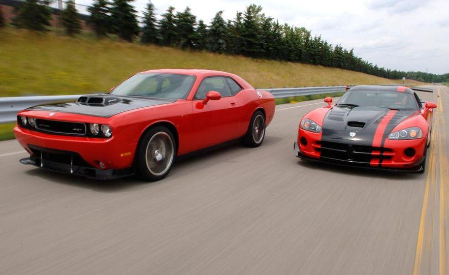 Dodge Challenger by SpeedFactory - Slide 16