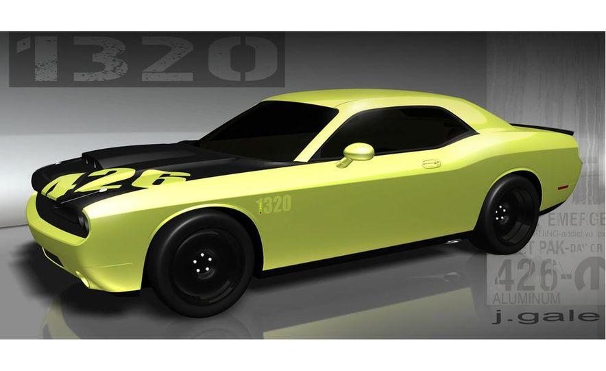 Dodge Challenger by SpeedFactory - Slide 6