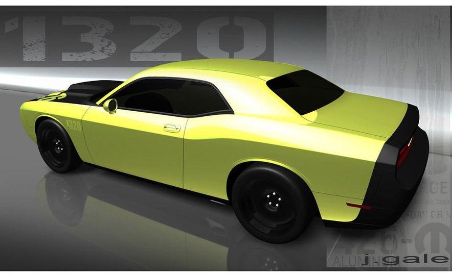 Dodge Challenger by SpeedFactory - Slide 7