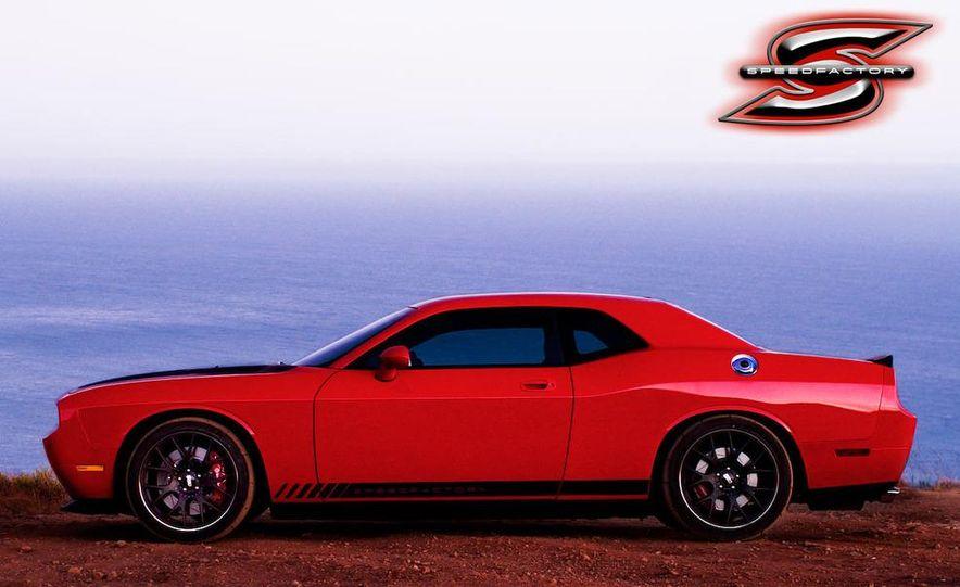 Dodge Challenger by SpeedFactory - Slide 33