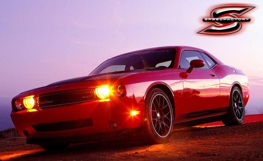 Dodge Challenger by SpeedFactory - Slide 34
