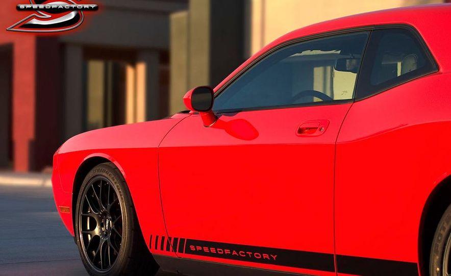 Dodge Challenger by SpeedFactory - Slide 36