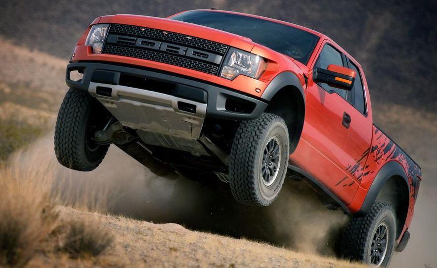 Ford Concept Raptor XT - Slide 13