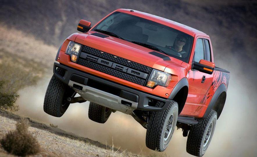 Ford Concept Raptor XT - Slide 14
