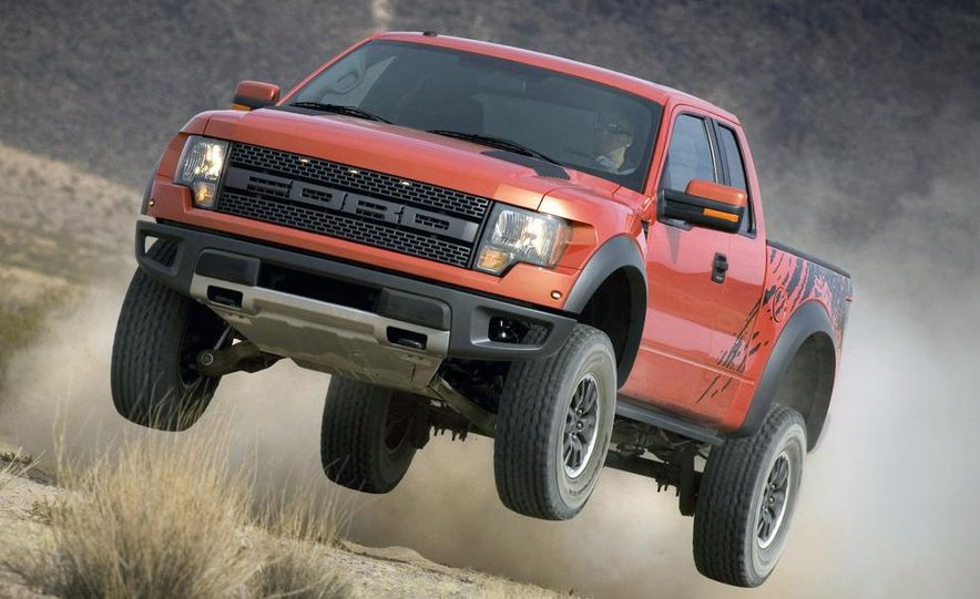Ford Concept Raptor XT - Slide 16