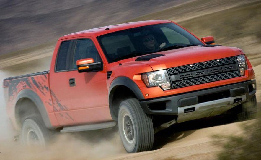 Ford Concept Raptor XT - Slide 20
