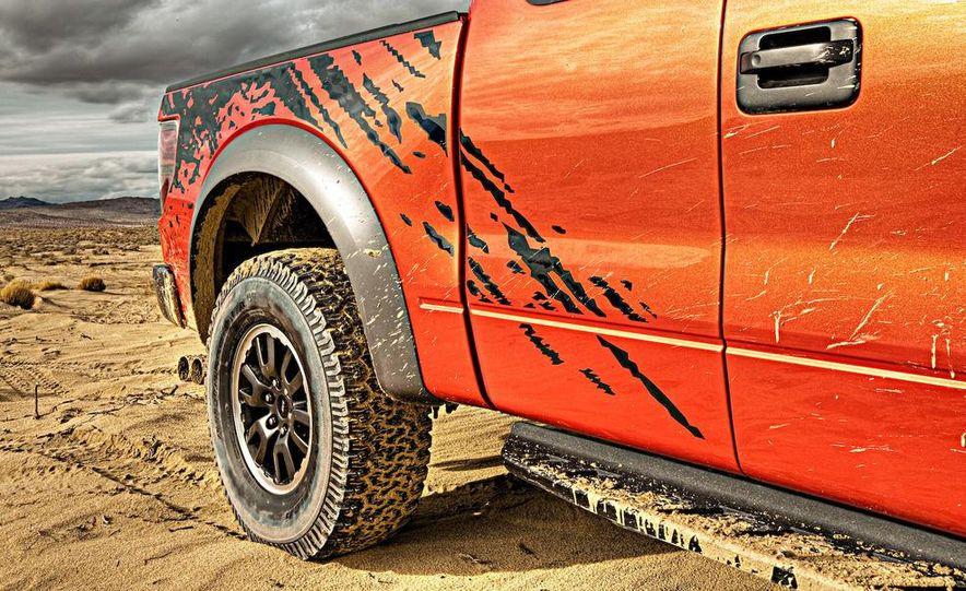Ford Concept Raptor XT - Slide 30