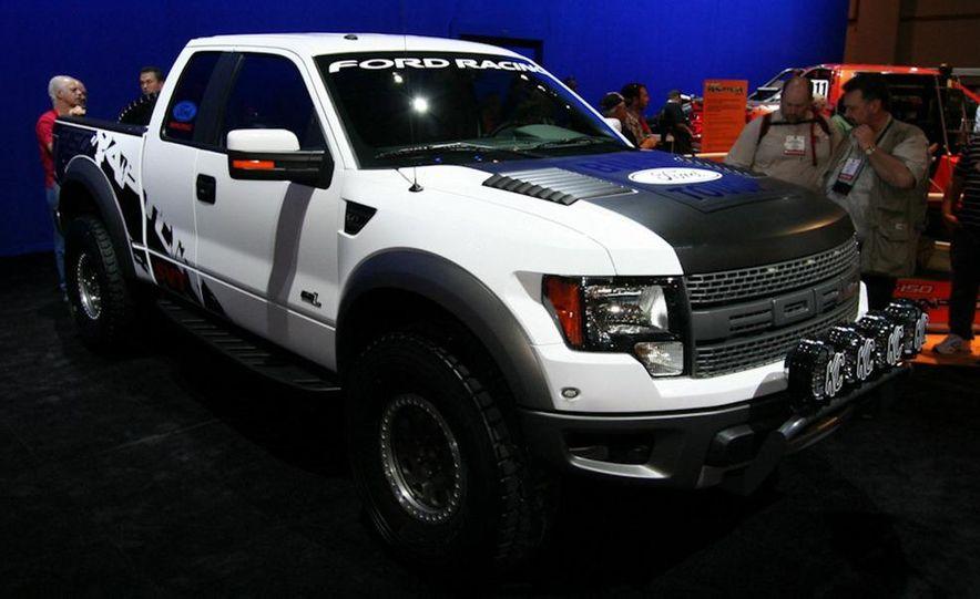 Ford Concept Raptor XT - Slide 3