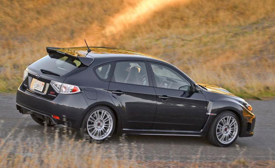 2010 Subaru WRX STI by SPT - Slide 33