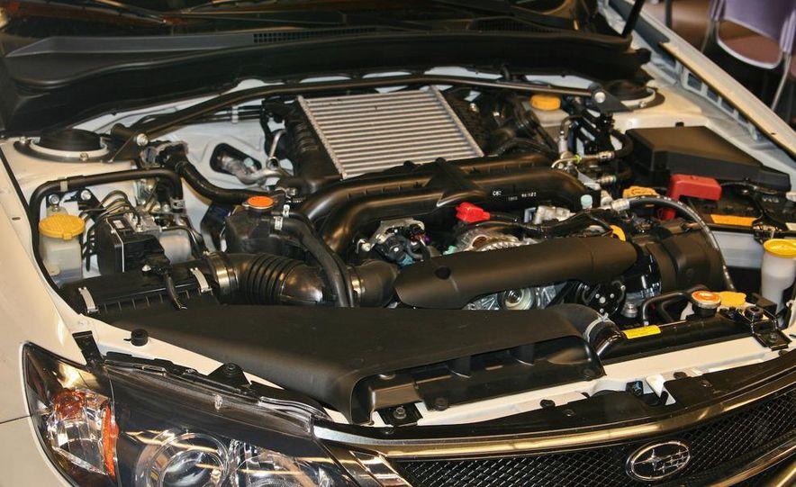 2010 Subaru WRX STI by SPT - Slide 8