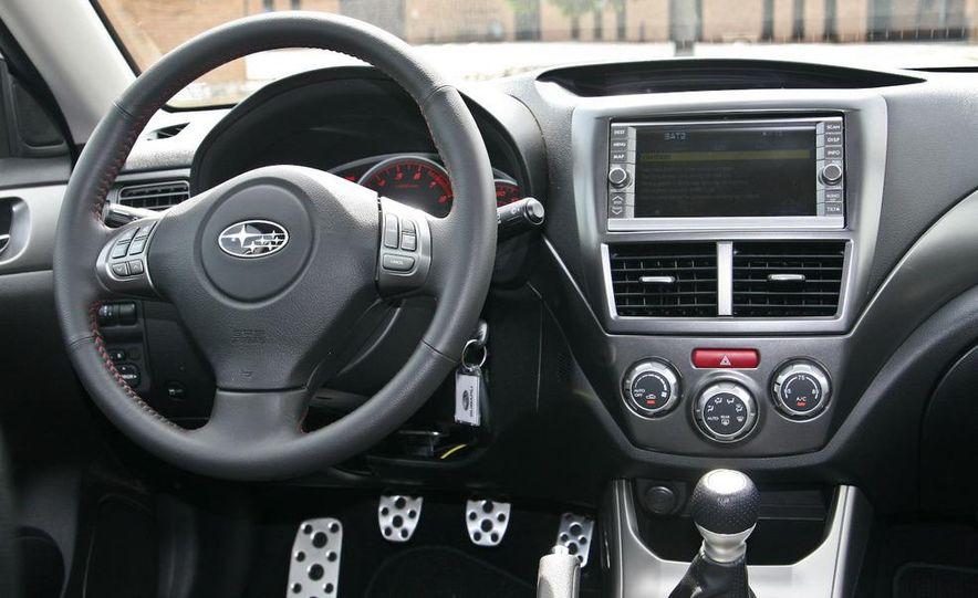 2010 Subaru WRX STI by SPT - Slide 27