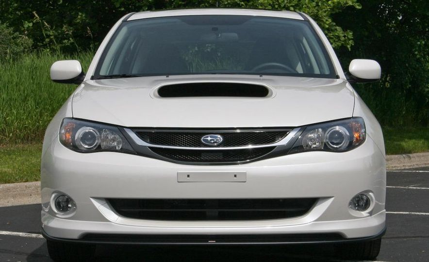 2010 Subaru WRX STI by SPT - Slide 2
