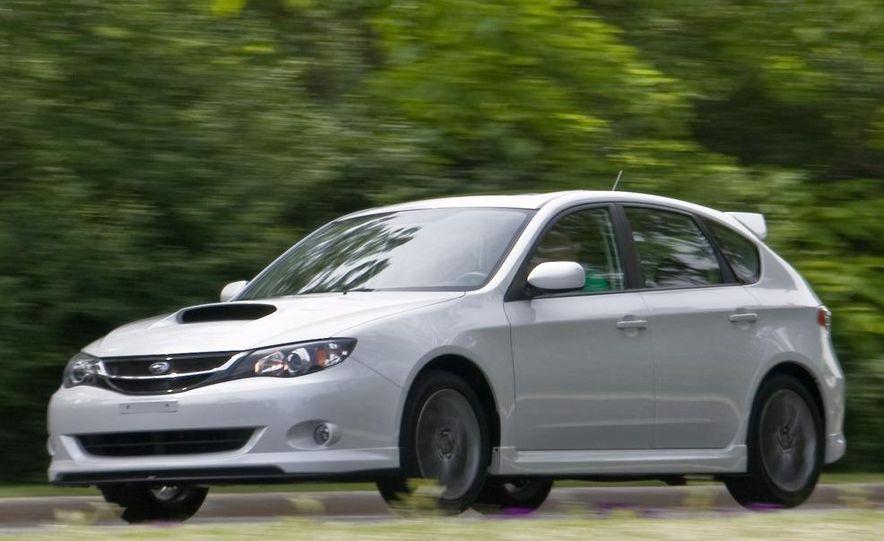 2010 Subaru WRX STI by SPT - Slide 4
