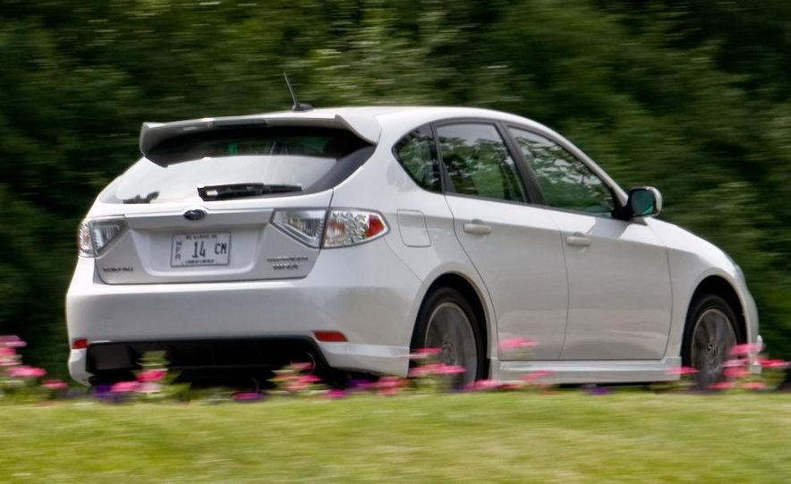 2010 Subaru WRX STI by SPT - Slide 14