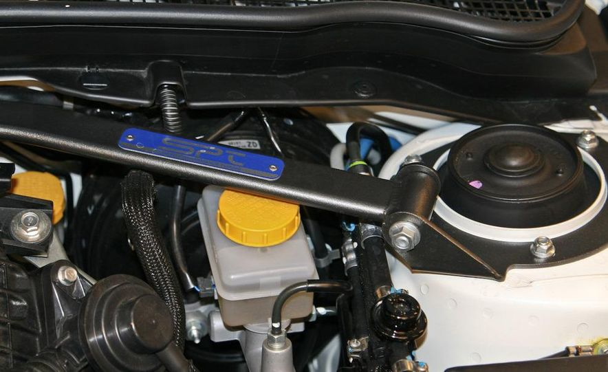 2010 Subaru WRX STI by SPT - Slide 7
