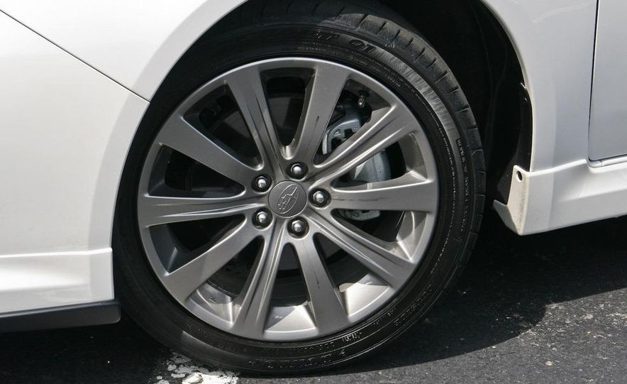 2010 Subaru WRX STI by SPT - Slide 26