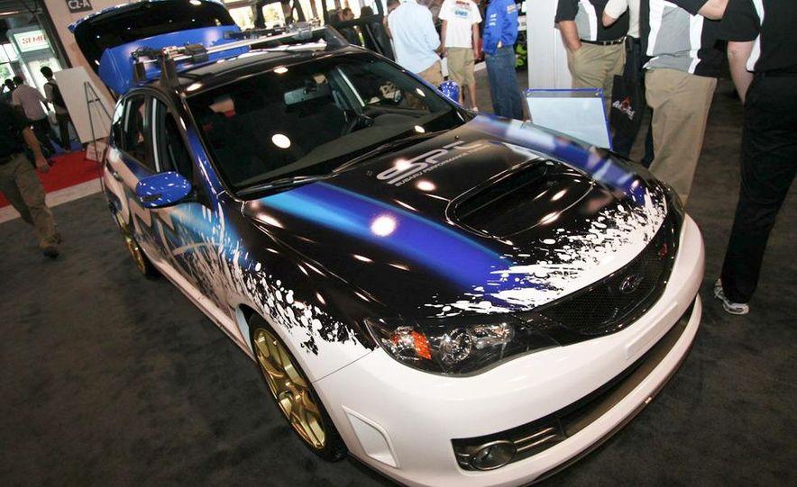 2010 Subaru WRX STI by SPT - Slide 21