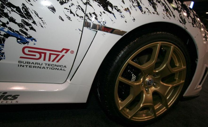 2010 Subaru WRX STI by SPT - Slide 22