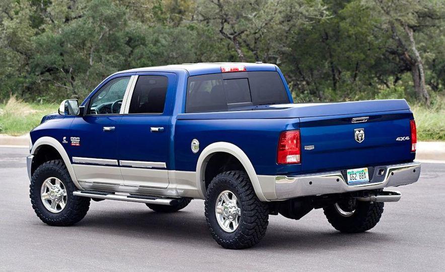 2010 Dodge Ram Heavy Duty Chromed - Slide 4