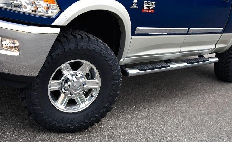 2010 Dodge Ram Heavy Duty Chromed - Slide 5