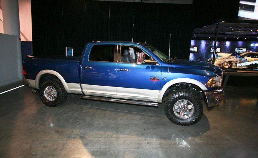 2010 Dodge Ram Heavy Duty Chromed - Slide 1
