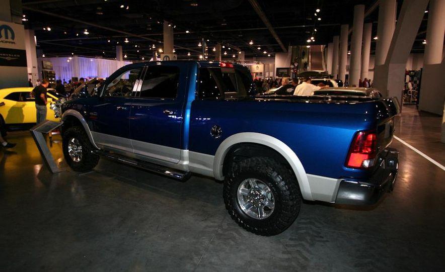 2010 Dodge Ram Heavy Duty Chromed - Slide 2