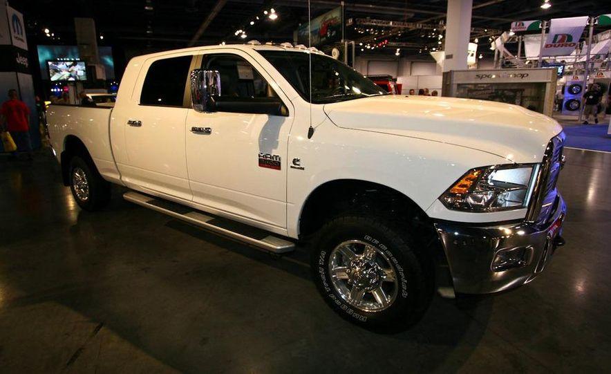 2010 Dodge Ram Heavy Duty Chromed - Slide 6