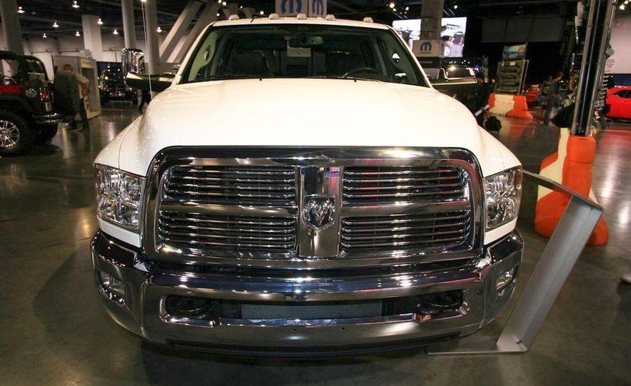 2010 Dodge Ram Heavy Duty Chromed - Slide 10