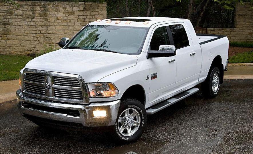 2010 Dodge Ram Heavy Duty Chromed - Slide 15