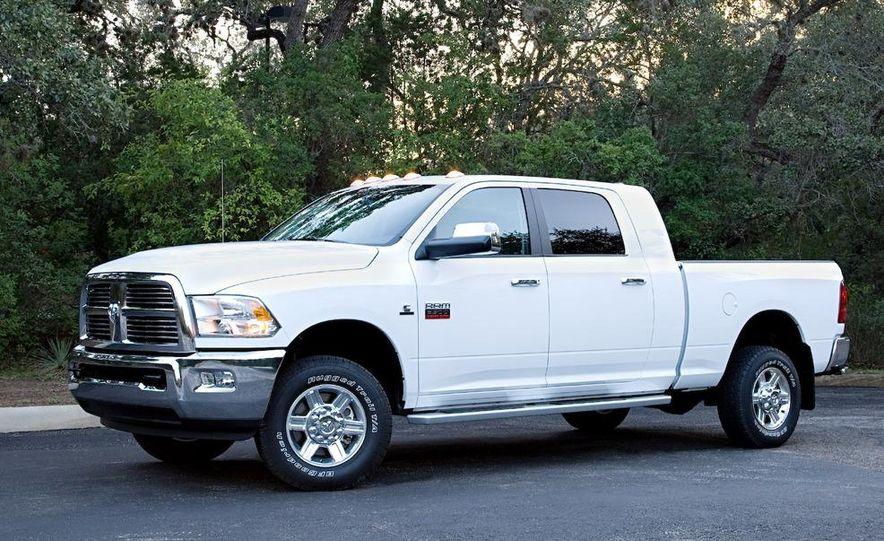 2010 Dodge Ram Heavy Duty Chromed - Slide 16