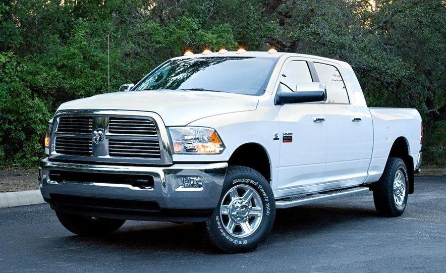 2010 Dodge Ram Heavy Duty Chromed - Slide 17