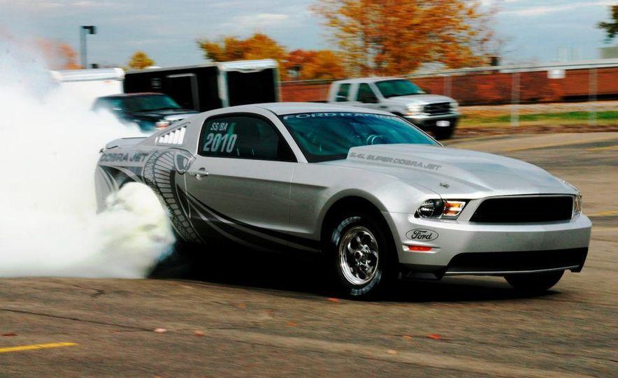 2010 Ford Mustang Cobra Jet - Slide 11