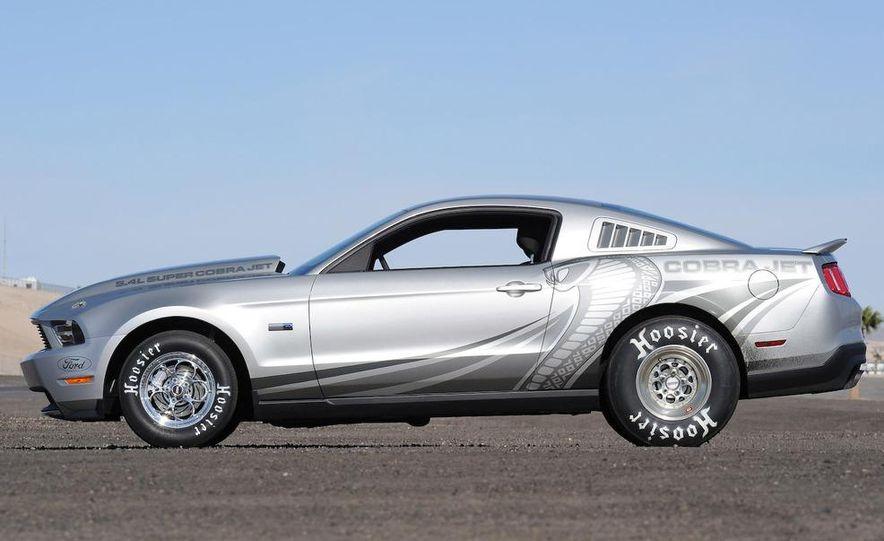 2010 Ford Mustang Cobra Jet - Slide 8