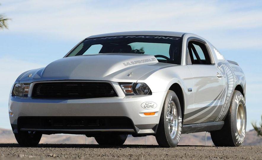 2010 Ford Mustang Cobra Jet - Slide 7