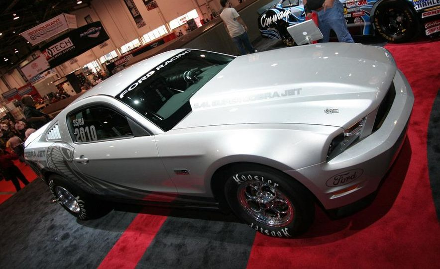 2010 Ford Mustang Cobra Jet - Slide 1