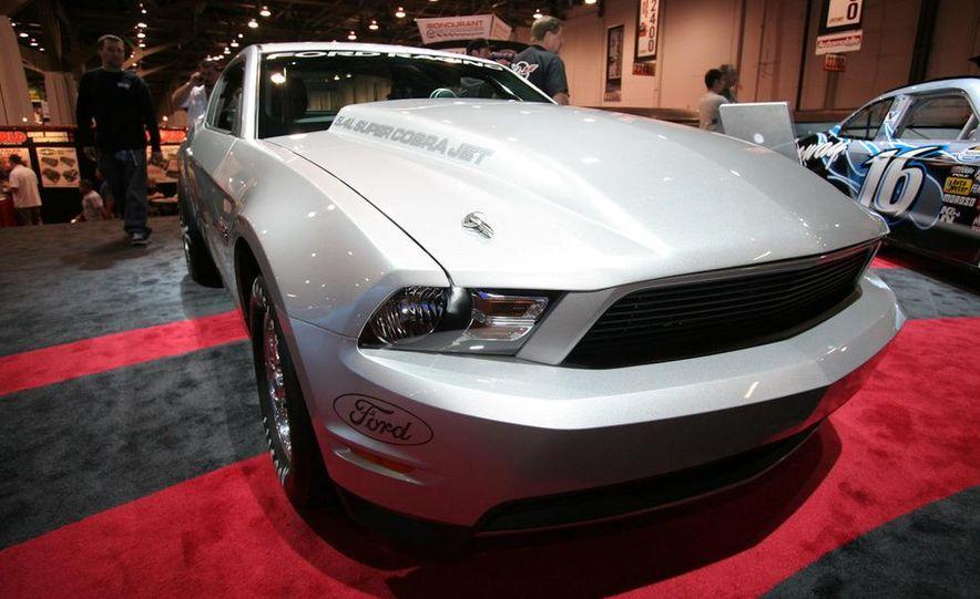 2010 Ford Mustang Cobra Jet - Slide 2