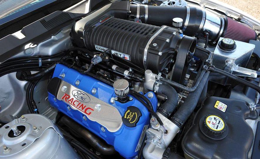 2010 Ford Mustang Cobra Jet - Slide 13