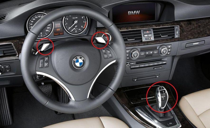 2010 BMW 335i xDrive sedan - Slide 39