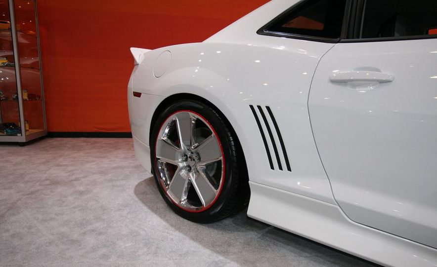 Chevrolet Camaro Synergy concept - Slide 5