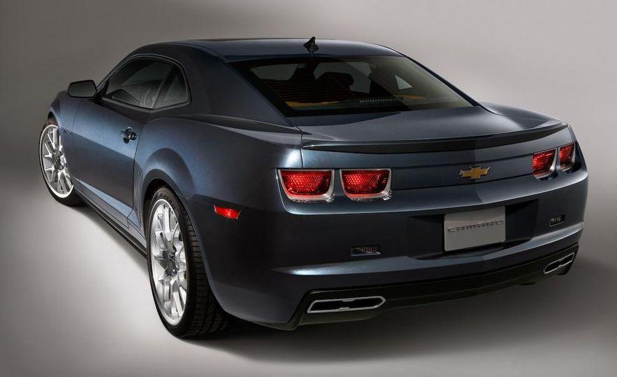 Chevrolet Camaro Synergy concept - Slide 20