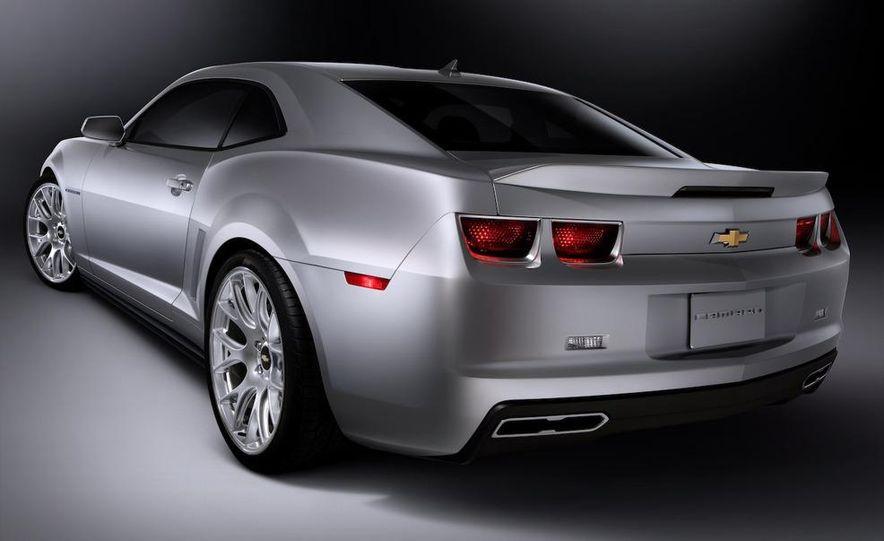 Chevrolet Camaro Synergy concept - Slide 16