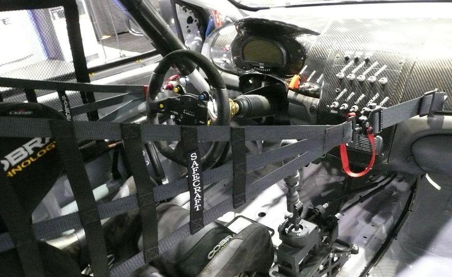 Kia Forte Koup Koni Challenge race car - Slide 10